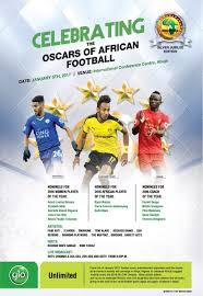 Check out  the Full liist Of 2016 GLO-CAF Awards: Live Updates