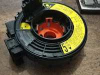 Harga dan Fisik Kabel Spiral Airbag All New Xenia/Avanza