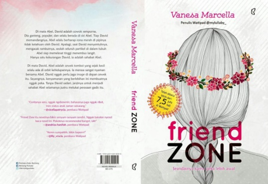 Friend Zone - Karya Vanessa Marcella