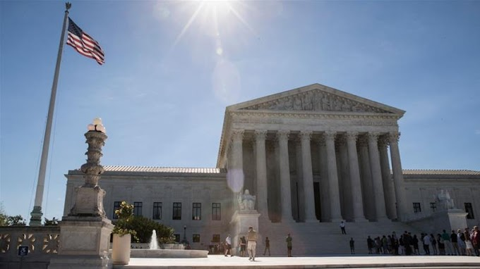 U.S. Supreme Court partly rejects Trump on travel ban