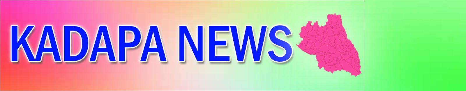 KADAPA NEWS