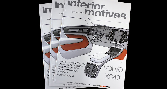 Three copies of Interior Motives: Autumn 2017 issue