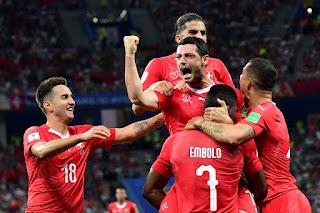 مشاهدة مباراة السويد وسويسرا Sweden VS Switzerland live بث مباشر اليوم 3-7-2018 كأس العالم