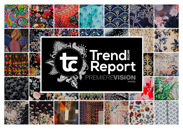Premiere Vision Paris, AW 17-18, Autumn/Winter 2017-18, Print design, Textile Candy, www.textilecandy.blogspot.co.uk, Trend report