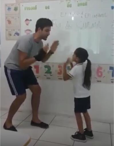 Atividade Lúdica Educação Física