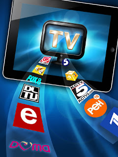 La TV digitale con l'app World TV HD Lite.