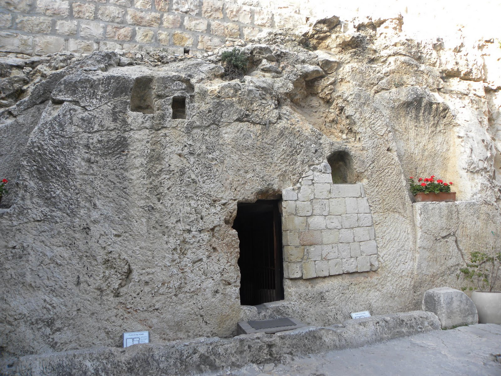 audryns adventures garden tomb golgotha
