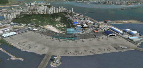 Flughafen Macau