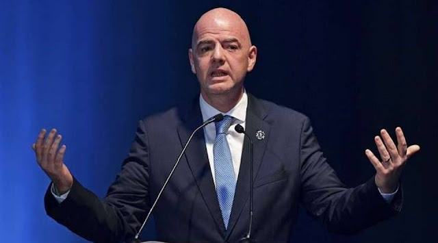 """مونديال قطر 2022..الأردن تنصح الفيفا بــ""""الابتعاد عن السياسة """""""