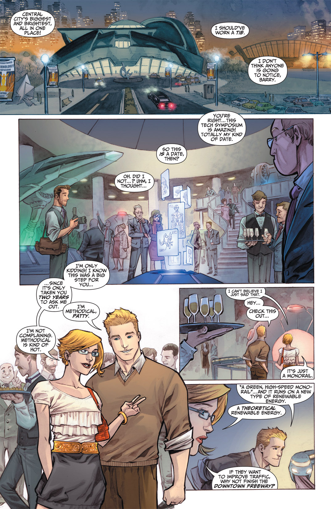 Read online The Flash (2011) comic -  Issue #1 - 4