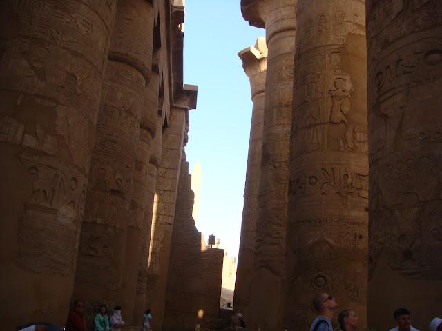 Karnak Tapınağı, Mısır