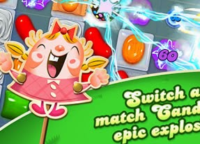 Candy Crush Saga game app