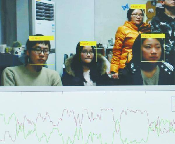 Professor Invents Facial Software To Detect When Students Are Bored In Class (Photo)