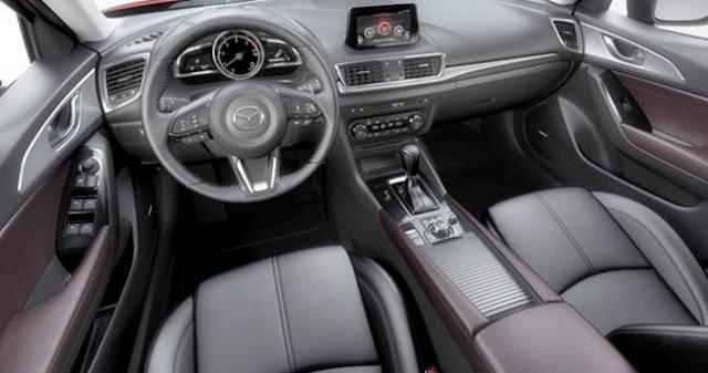 Mazda 3 2018 Facelift