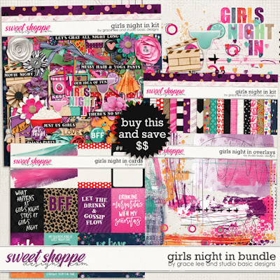 Girls Night In Bundle