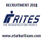 RITES Contract Engineer, Manager Recruitment