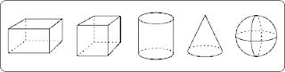 Soal Ulangan Matematika Kelas 4 SD Materi Bangun Ruang dan Bangun Datar