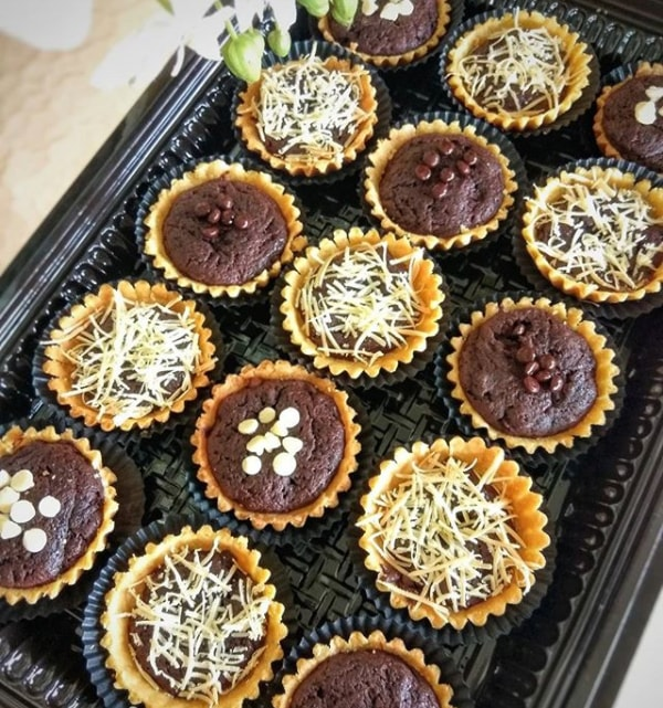 Resep Cara Membuat Pie brownies