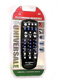 telecomando universale on tenck