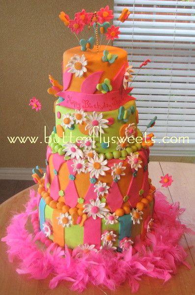 Sweet Tooth Mind Blowing Cupcake Cake Designs