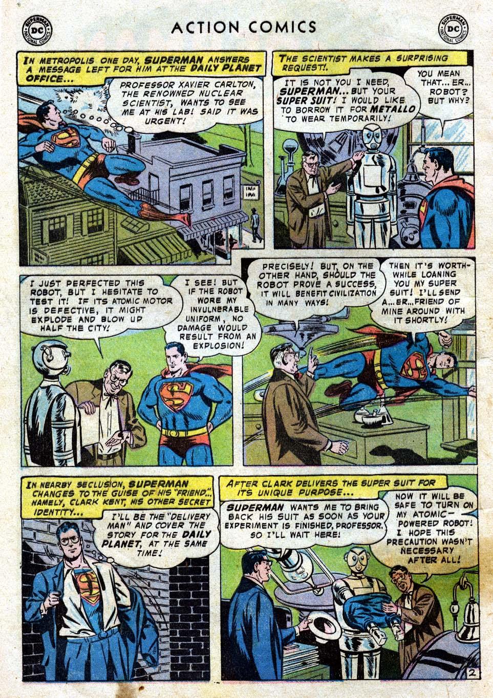 Action Comics (1938) 236 Page 3