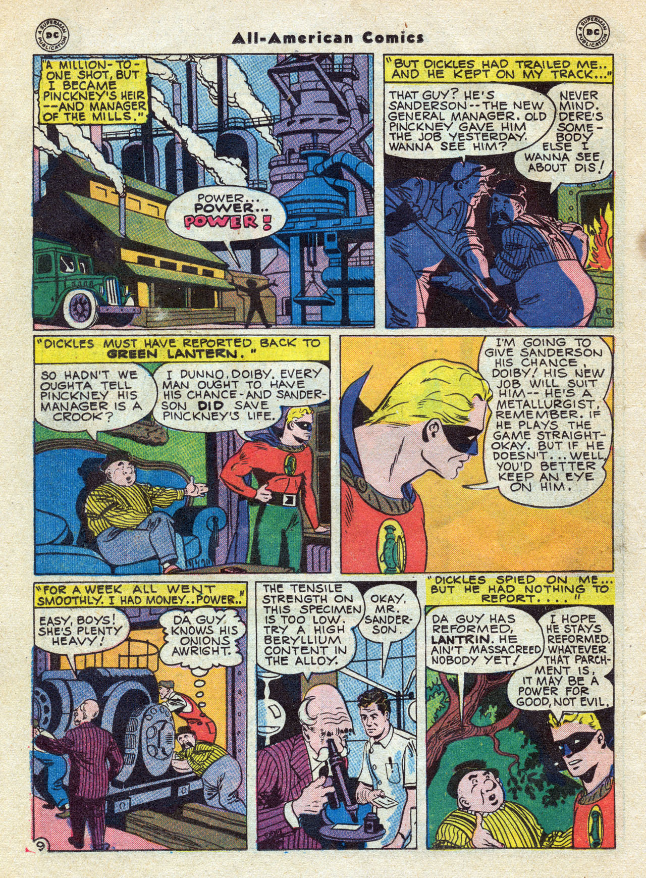 Read online All-American Comics (1939) comic -  Issue #79 - 18
