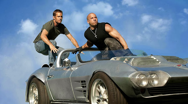 Paul Walker şi Vin Diesel în Fast and Furious 5