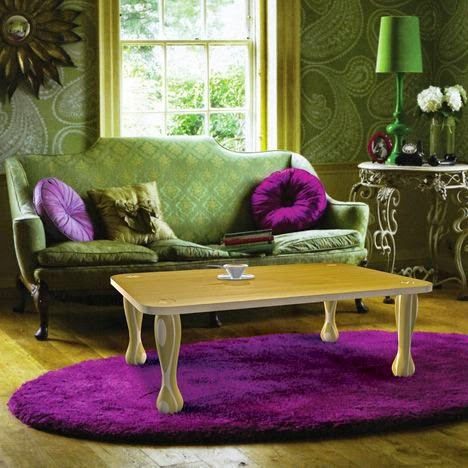 Because Both Purple And Green Have Blue In Their Base It S Helpful To Pair Them With A Warm Tone Complement Cool Shades