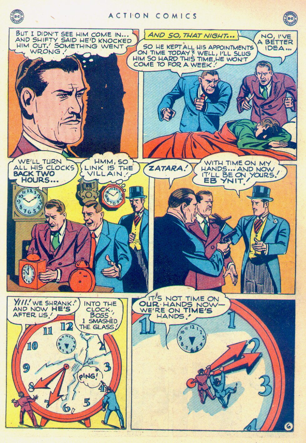 Action Comics (1938) 113 Page 20