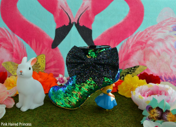 irregular choice who in the world am i? alice ankle boot