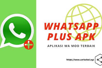 Download WhatsApp Plus APK MOD Terbaru Anti Banned (V8.0)