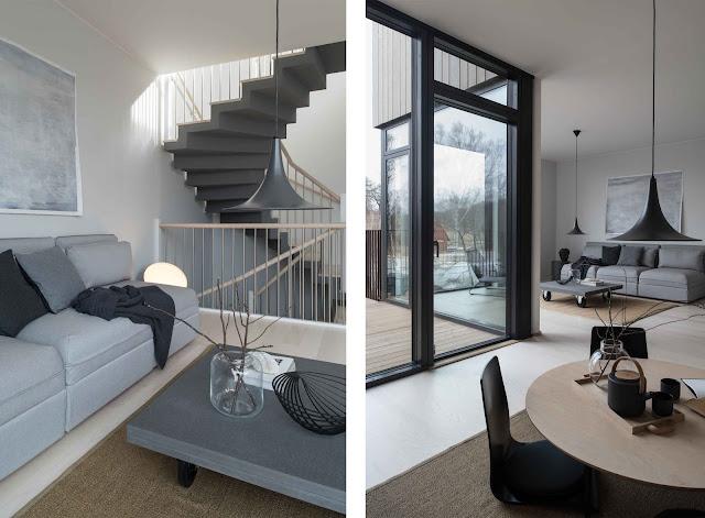Design for love una casa in perfetto stile zen for Casa stile zen