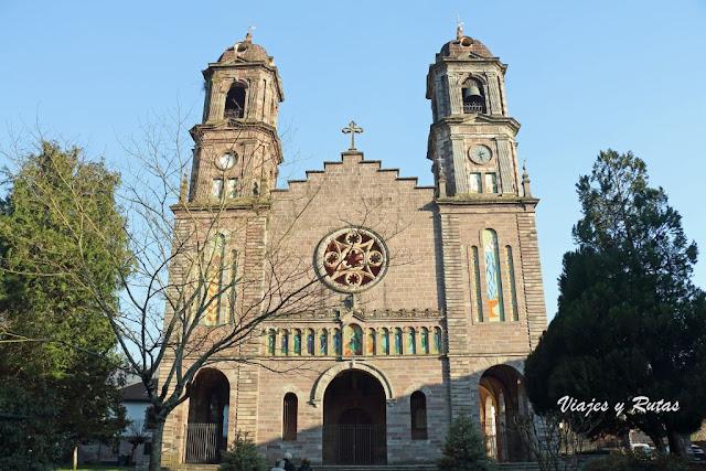 Iglesia de Santiago de Elizondo