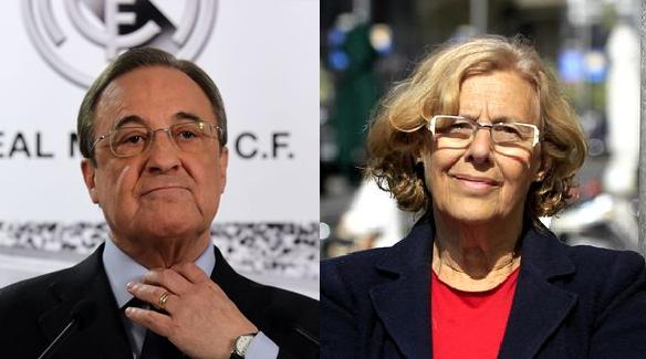 Florentino Pérez y Carmena