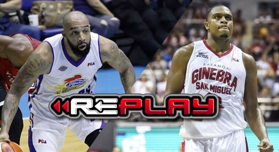 Video Playlist: Ginebra vs Magnolia Game 3 replay 2018 PBA Governors' Cup