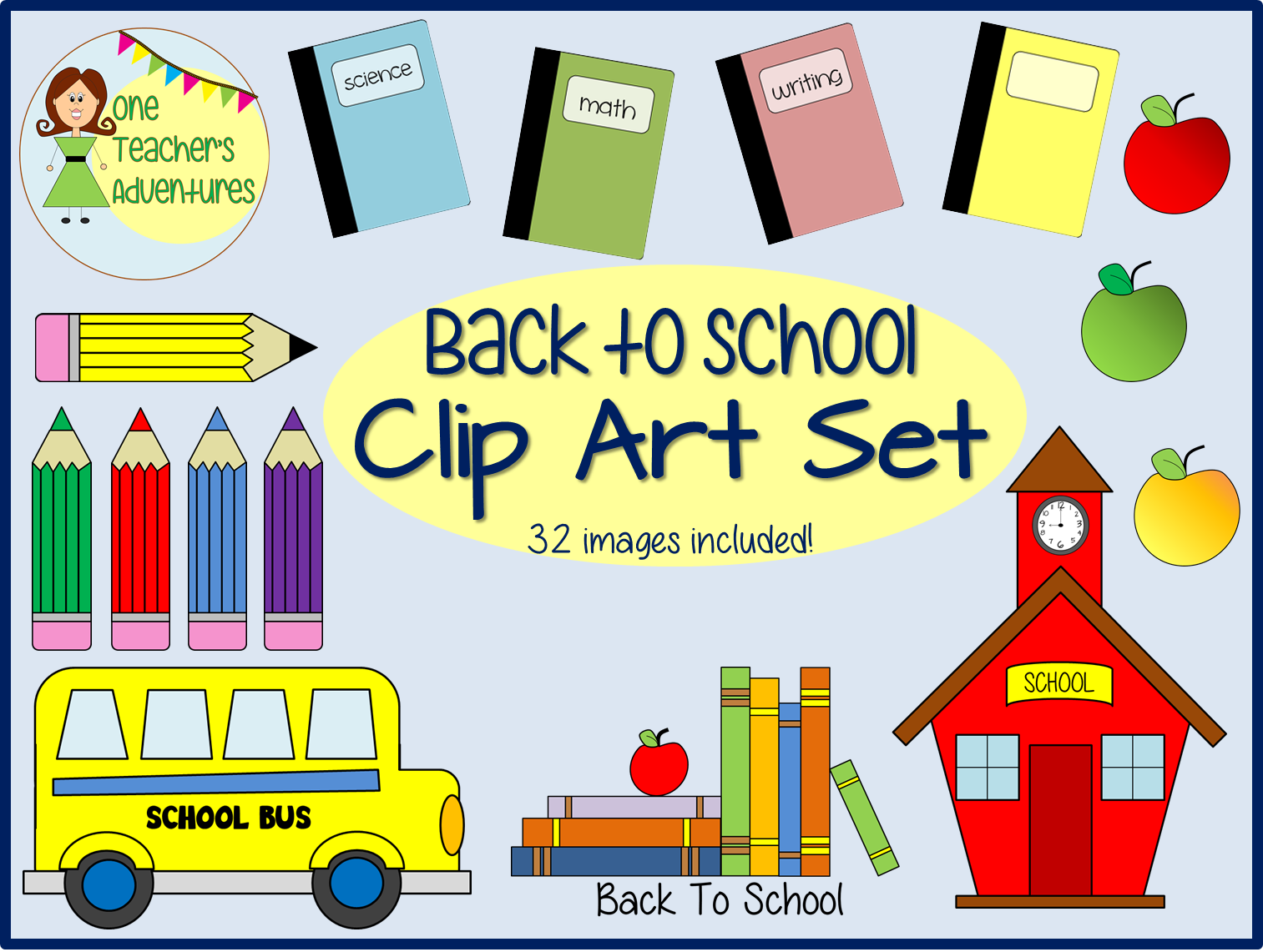 http://www.teacherspayteachers.com/Product/Back-to-School-Clip-Art-1400355