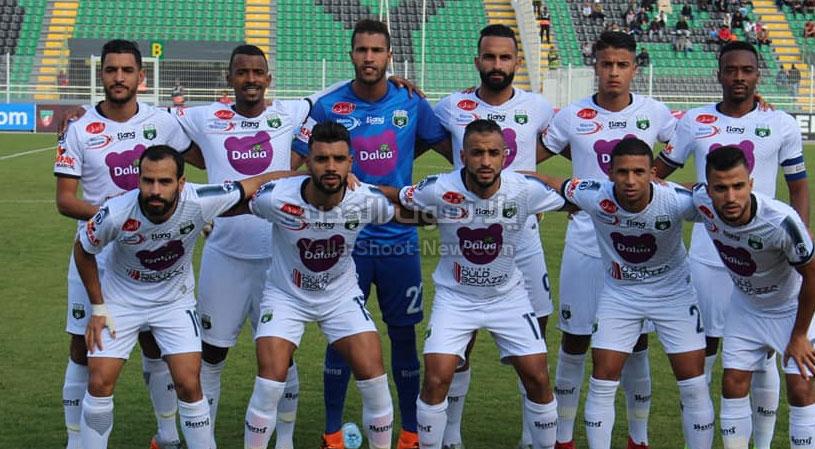 يوسفية برشيد يحقق الفوز علي فريق حسنية اكادير في الجولة 9 من الدوري المغربي