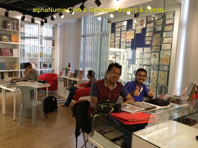 alphaNumis Coin & Banknote Gallery & Library