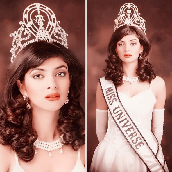 Charlene Gonzales Wishes to Reconnect with Miss Universe Sushmita Sen