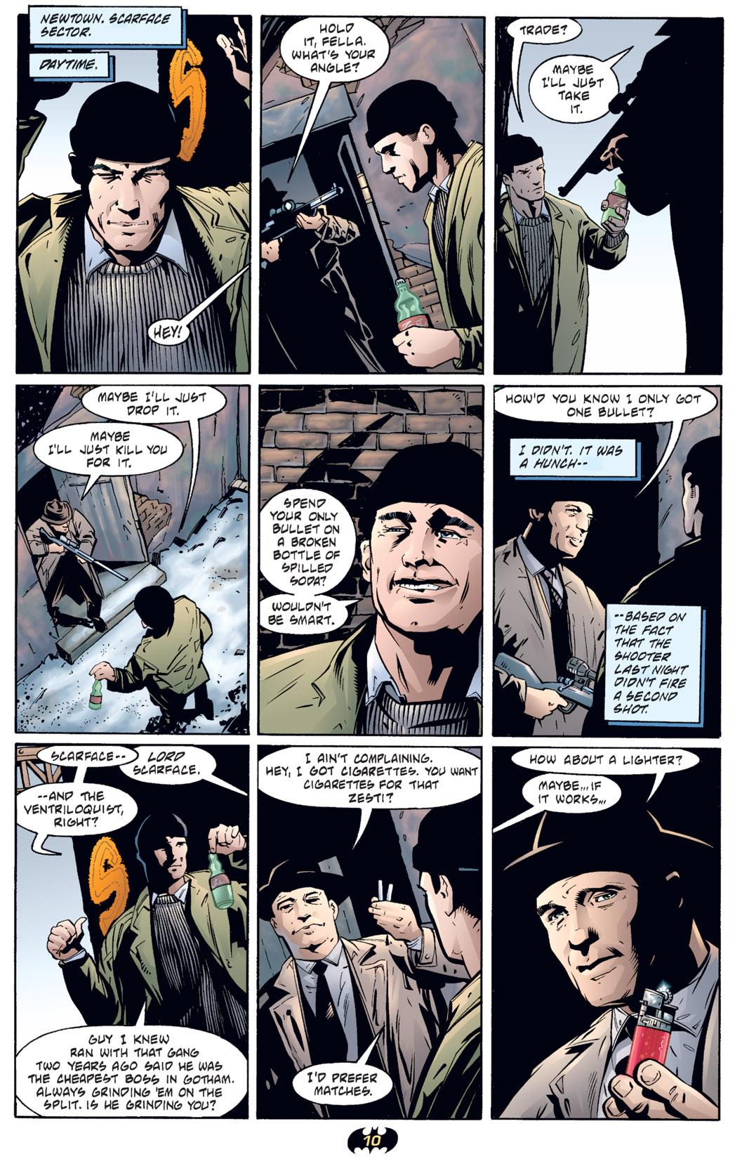 Detective Comics (1937) 730 Page 10