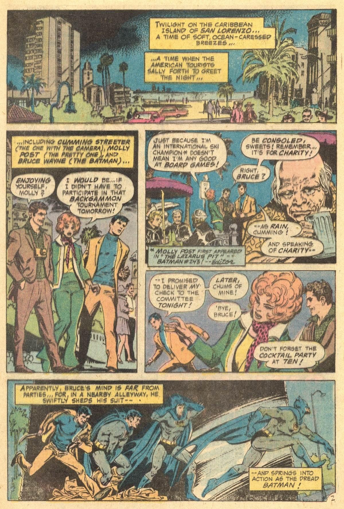 Detective Comics (1937) 451 Page 3