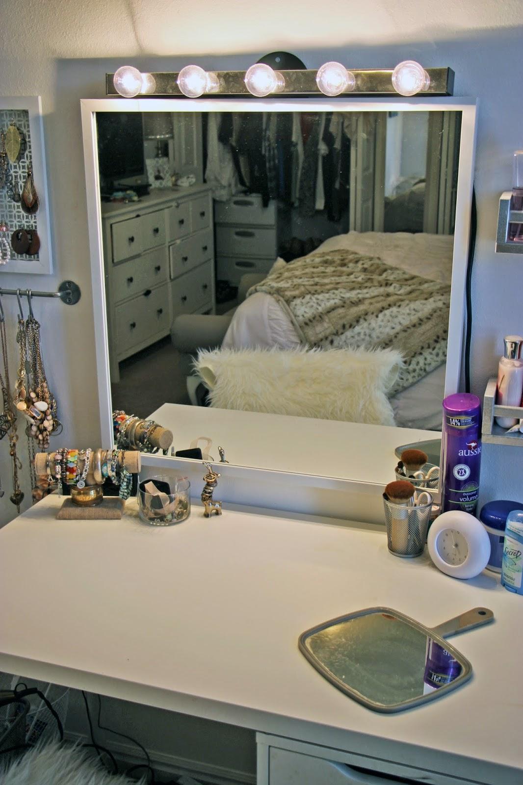 Tesslyn S Ikea Vanity