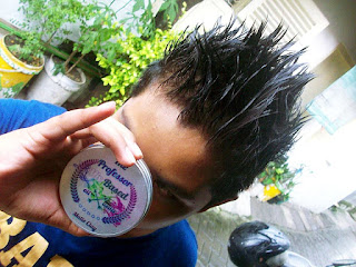 the professor pomade waterbase
