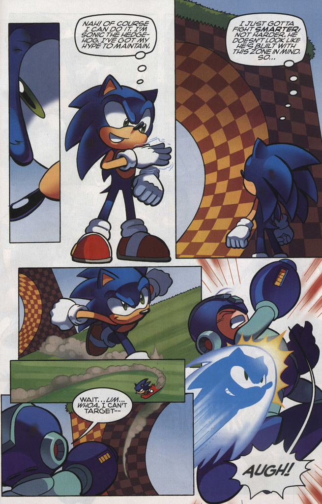 Read online Sonic The Hedgehog comic -  Issue #248 - 15