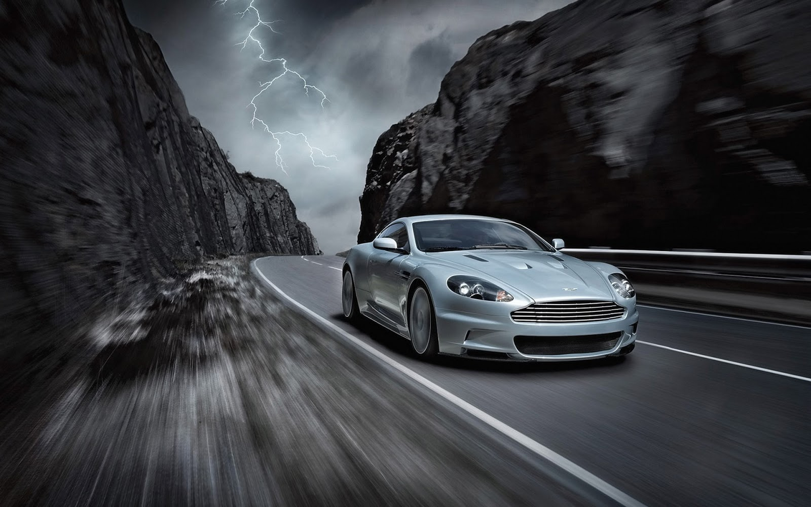 Silver Car Wallpapers