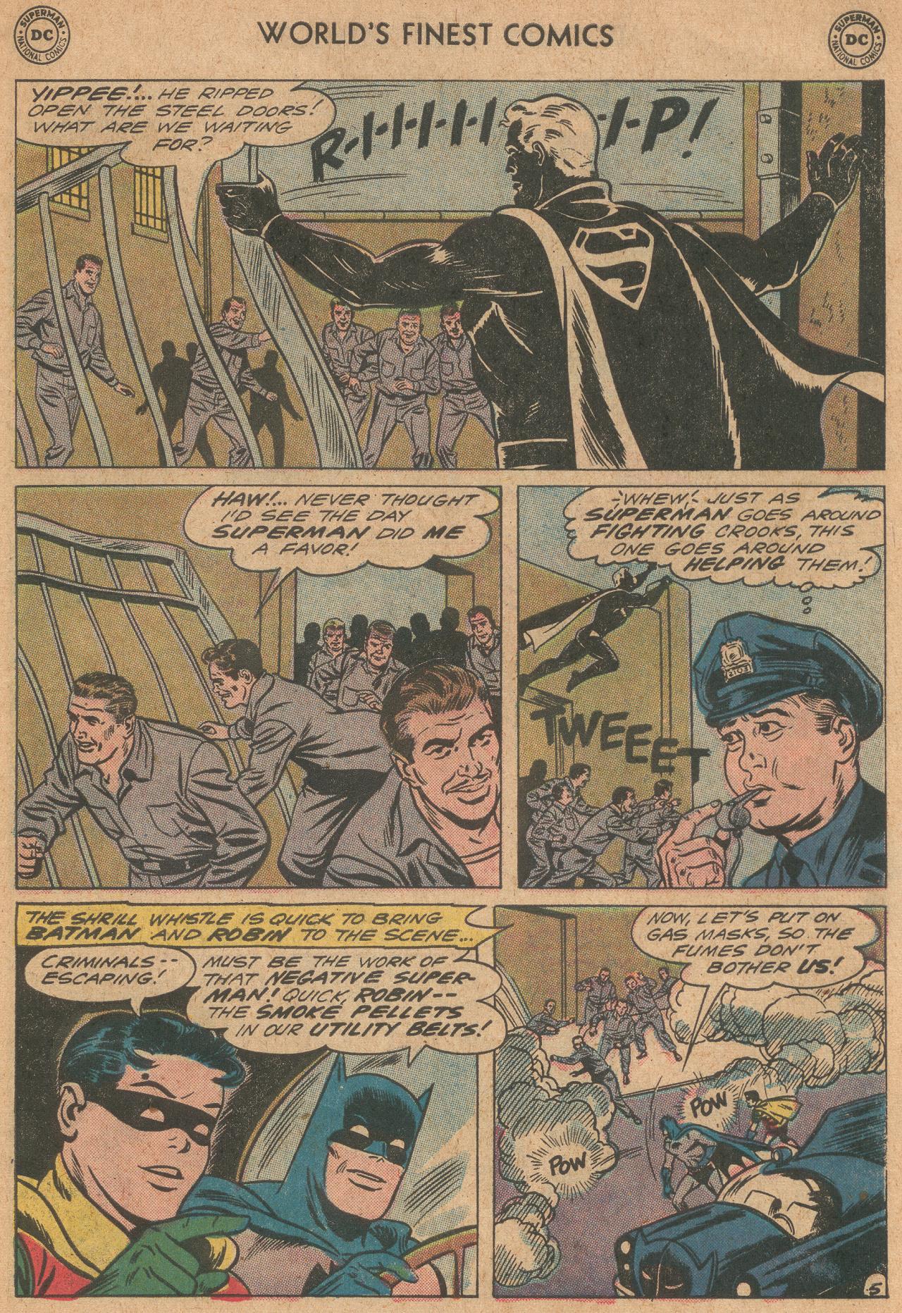 Read online World's Finest Comics comic -  Issue #126 - 6