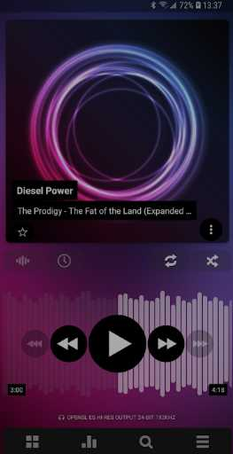 Poweramp Music Player pro
