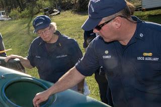 Paddlecraft safety training 4