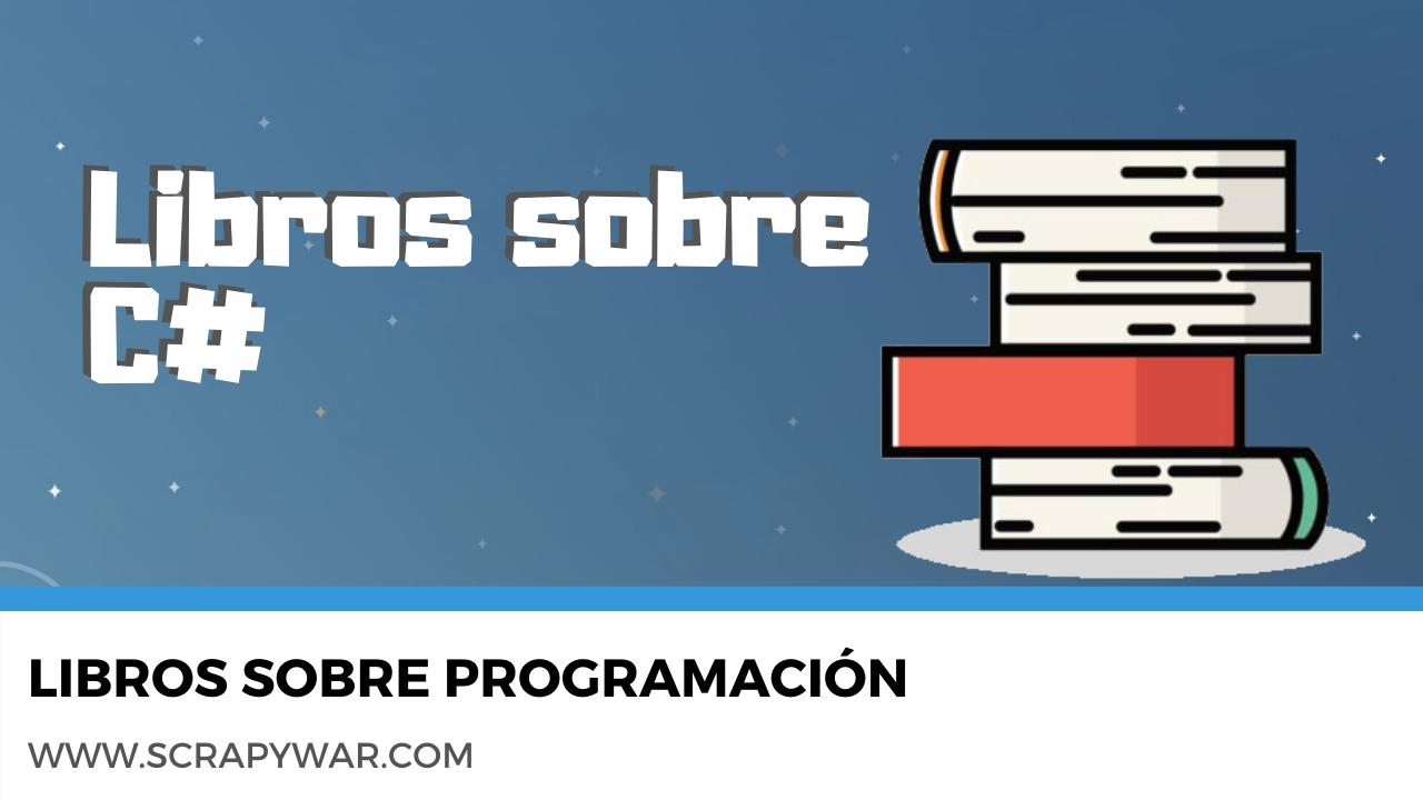 Libros para aprender a programar en C#