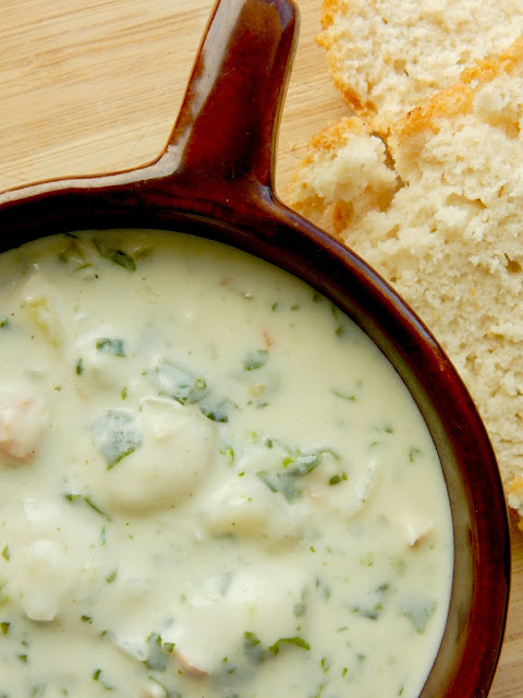 creamy chicken gnocchi soup (sweetandsavoryfood.com)